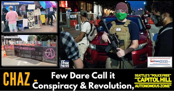 Chaz Few Dare Call It Conspiracy Revolution Seattle S Police Free Capitol Hill Autonomous Zone Manufactured And Modular Housing Industry News