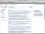 Thumbnail of Google Search Results Page (SERP) - Click to enlarge