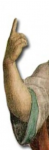 Arm pointing graphic by Tony Kovach, original image from Wikipedia Commons