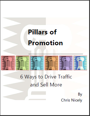 1_Pillars_of_Promotion_e-book_cover_Chris_Nicely posted on MHMSM.com MHProNews.com