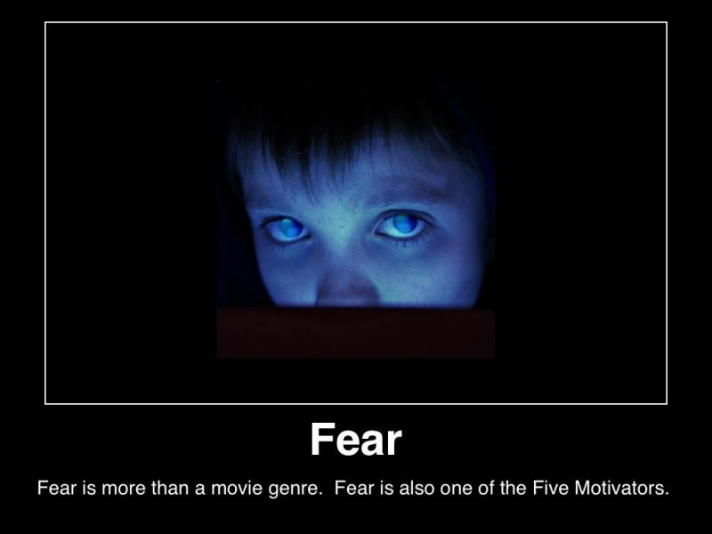Fear possed in MHMSM