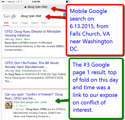 Doug-Ryan-CFED-GoogleSearchPage1top-of-fold-saturday6-13-2015-posted-mhpronews-com1j-