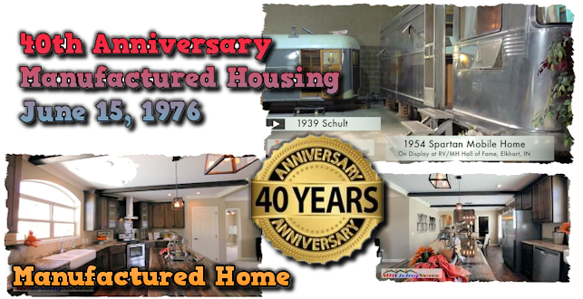 40AnniversaryManufacturedHomes-SchultTrailerHouse-SpartanMobileHome-SunshineHomes-ManufacturedHomeLivingNewsVideo-