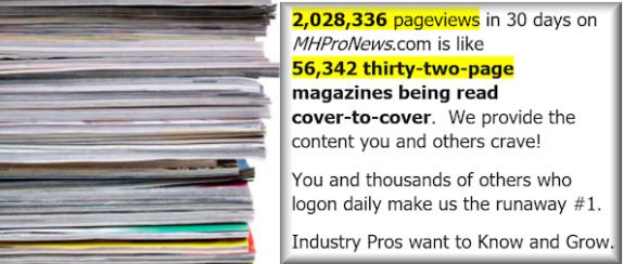 MHProNews56342Magazines32PagesEach2MillionPageViewsMastheadMHProNews-1-575x244