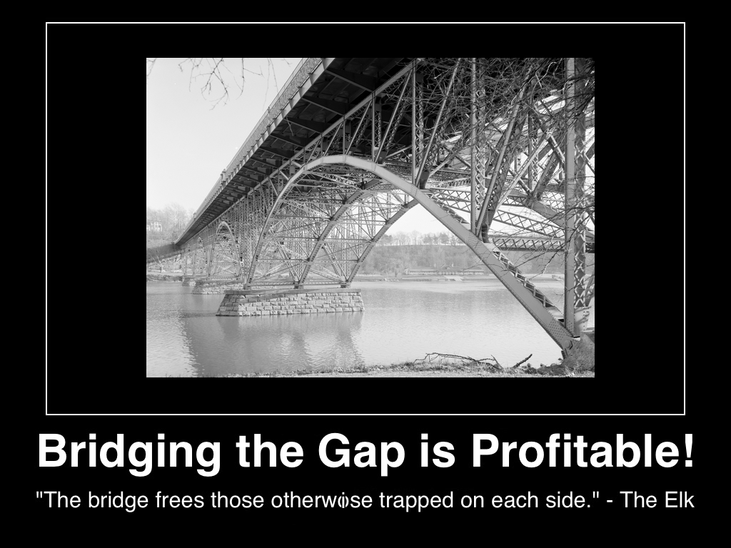 bridging-the-gap-is-profitable-the-brdige-frees-those-otherwise-trapped-oneither-bank-the-elk-strawberry-mansion-bridge=wikicommons-poster(c)2014-mhpronews-com-