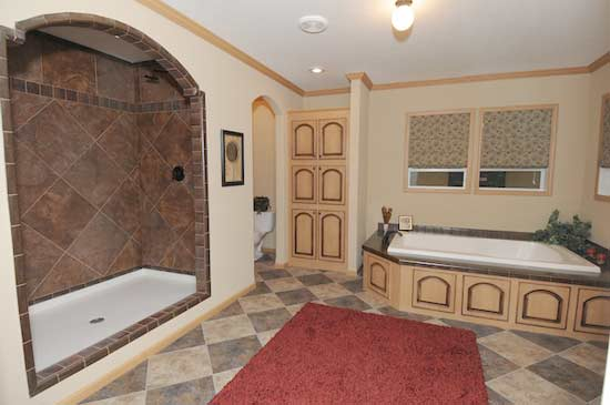 Platinum Homes Bath