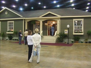 Photo from Louisville Manufactured Housing Show