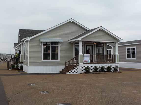 The Hampton: Built by Energy Homes