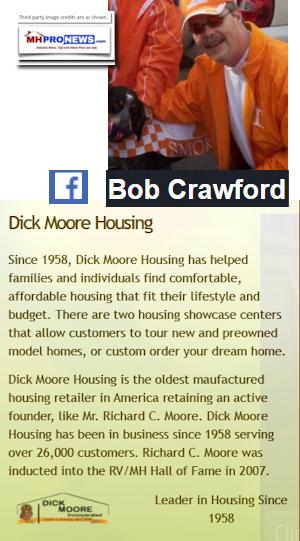 BobCrawfordDickMooreHousingPresidentFacebookIndustryVoicesManufacturedModularHousingProNews