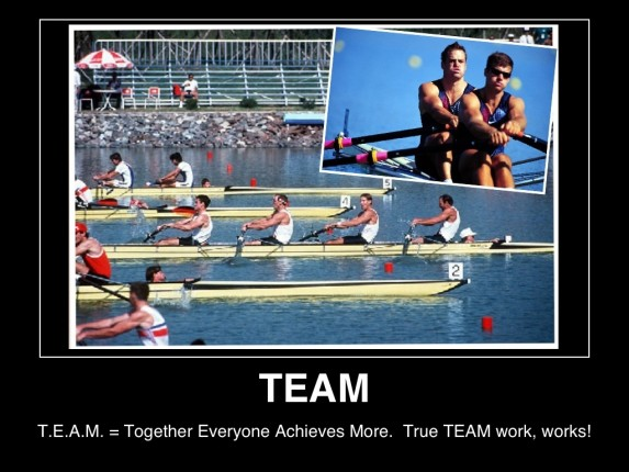 Team Together Inspirational Motivational Poster on MHProNews.com  - Copyright 2012 © All Rights Reserved