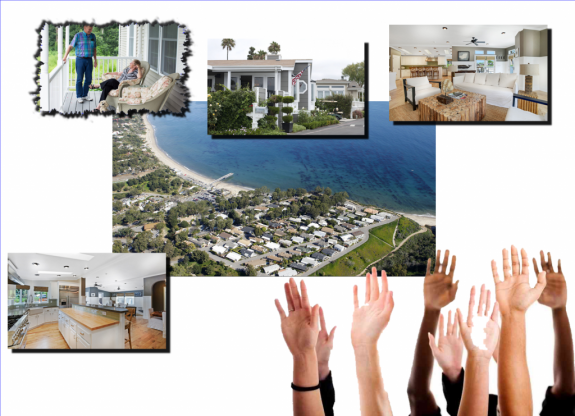 collage-wall-street-journalcreditmillion-dollar-manufactured-homes-paradise-cover-malibu-ca-npr-org-hands-raised2-mhlivingnews-com--1024x741