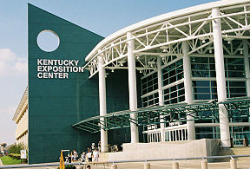 Kentucky Expo Center In Lousiville, site for the 2016 Louisville Manufactured Housing Show.