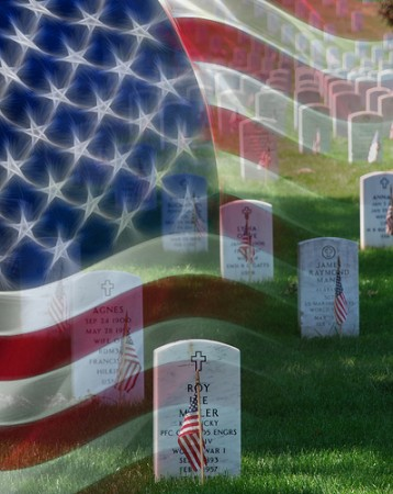 Memorial day from Beverly&Peck