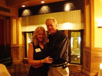 Adriane DeRose and Dennis Jourdan