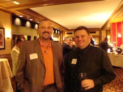 Gary Adamek and Shane Banks