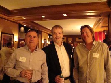 Bill Maupin Bob Crawford and Ross Radig