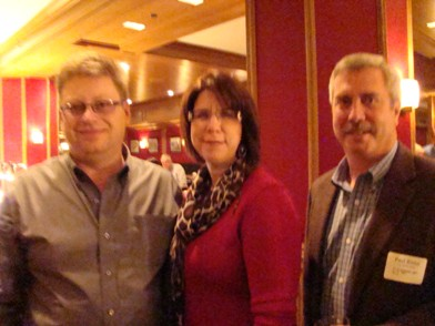 Alan and Bonnie Hall, Paul Ritter  PEAK Manufactured and Modular Home Retailer National Summit