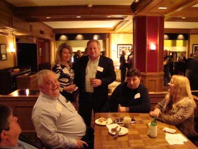 Doug Gorman, Dick Moore, Doughertys, Ken and Donna Rishel PEAK Manufactured Housing Retailer Summit