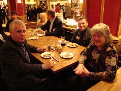 John Underwood, Judy Carr and Shane Banks PEAK Manufactured and Modular Home Retailer Summit