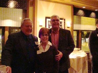 George Allen, Janie and Norman Mills PEAK Manufactured Home Retailer National Summit