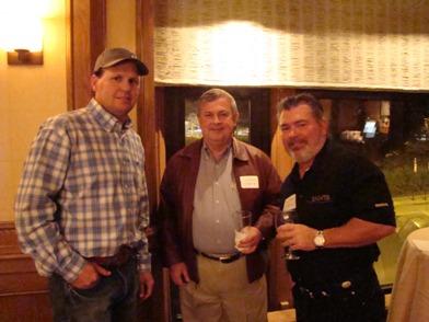 Lance Inderman, Bill Johnson and Lane Thomas PEAK Manufactured Home Retailers National Summit
