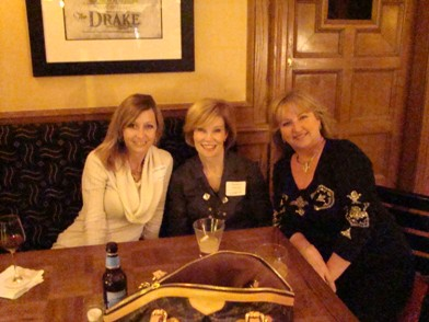 LeAnn Inderman, Suzanne Johnson and Connie Thomas PEAK Manufactured Home Retailer's National Summit