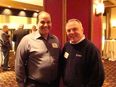 Alan Gandy and Jim Reitzner PEAK Manufactured Housing Retailer's National Summit