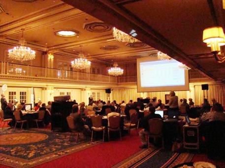 Grand Ball Room, Drake Hotel, PEAK Manufactured and Modular Home Retailer National Summit