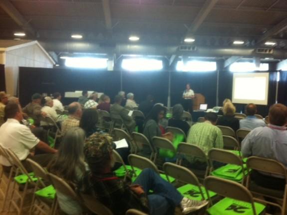 Sherrie Clevenger, NADA appraisal seminar