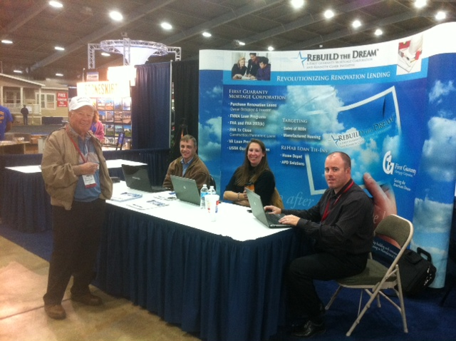 First Guarantee Mortgage Corp Great Southwest Home Show 2012 Tulsa OK