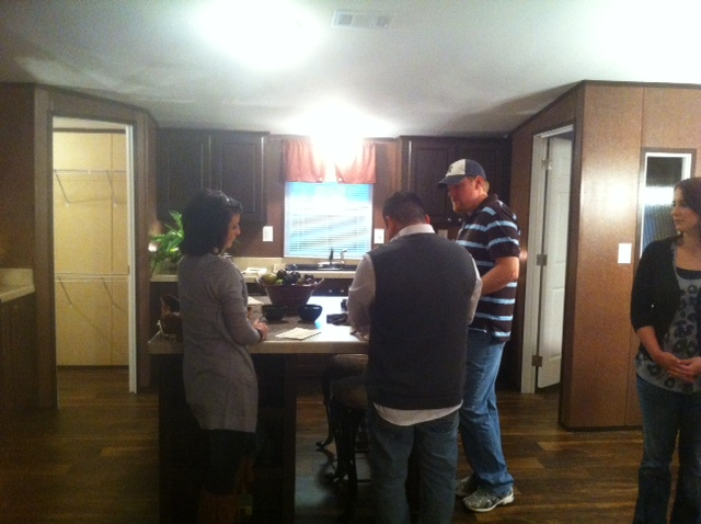 Shopping for a new home Great Southwest Home Show 2012 Tulsa OK