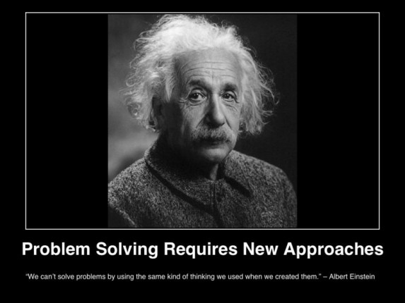 we-can't-solve-problems-using-the-same-kind-of-thinking-we-used-when-we-created-them-albert-einstien--(c)2013-all-rights-reserved-by-lifestyle-factory-homes-llc-posted-mhpronews-com-
