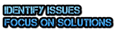 identify-issues-focus-on-solutions-masthead-blog-mhpronews-com