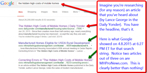 Hidden-High-Costs-of-Mobile-Homes-Daily-Yonder-Google-Search-Result-posted-industry-in-focus-MHProNews-com--575x288