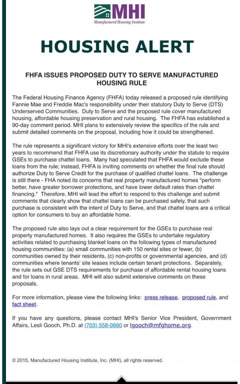 MHIHousingAlertDTS-FHFA-12-2014-postedMastheadBlog-MHProNews-com-