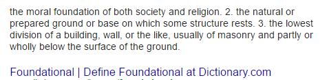 FoundationalDefined-Dictionary-com-postedMastheadBlog-MHProNews-com-
