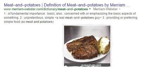Meat&Potatoes-credis-tMeriamWebster-Reciepehubs-PostedMastheadBlogMHProNews-