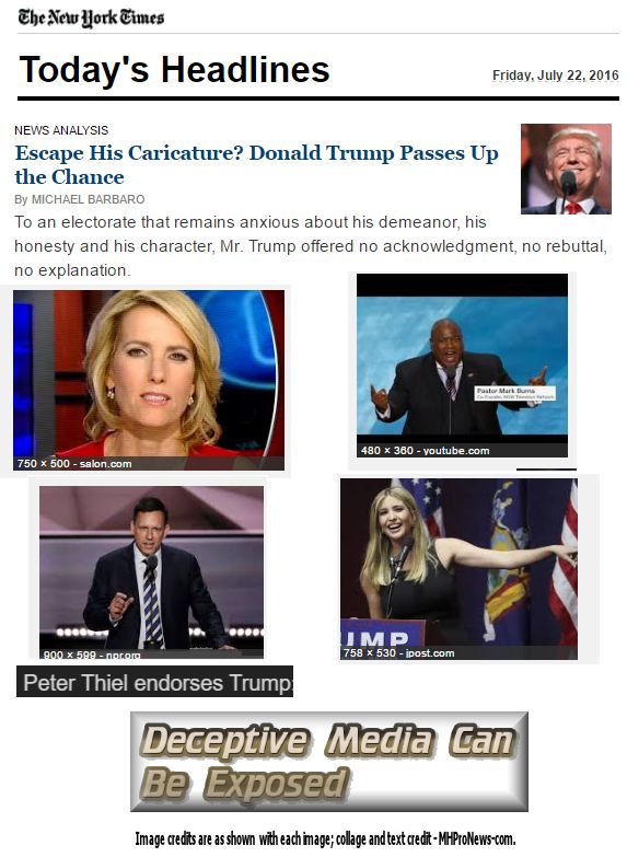 NewYorkTimesTrumpGOPHeadlineEditorial-CreditsAsShown-Collageby-MHProNews