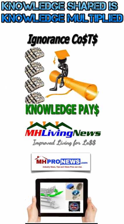 15MinutesDailyMHProNewMHLivingNews-KnowledgeSharedKnowledgeMultiplied2