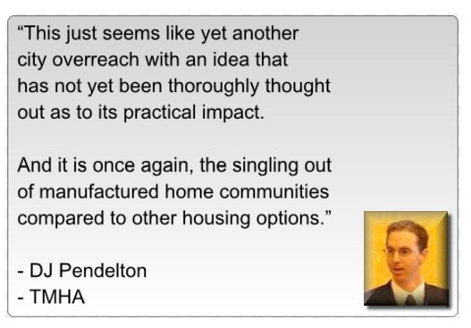 djpendletontmhaexecdirector-manufacturedhousingindustryvoices-anotherexamplegovtoverreachtargetingmanufacturedhomes-mhpronews