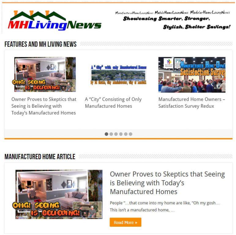 CollageManufacturedHomeLivingNewsMHLivingNewsHomePostedMastheadBlogMHProNews