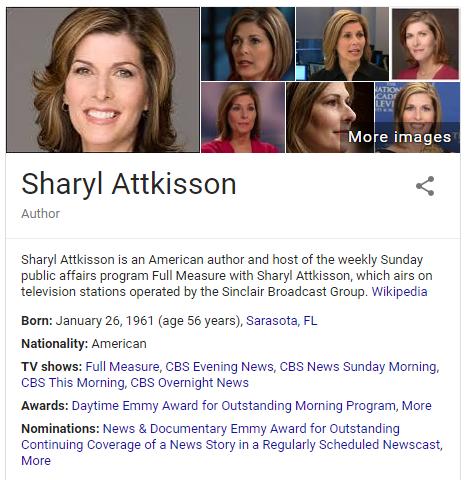 SharylAttkissonFullMeasureWikipediaPostedMastheadBlogMHProNews
