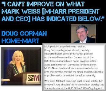 DougGormanHomeMartMHILogoAwardWinnerManufacturedHousingIndustryResearchDataReportsMHProNews