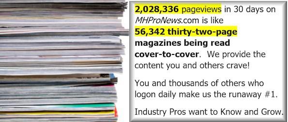 MHProNews56342Magazines32PagesEach2MillionPageViewsMastheadMHProNews
