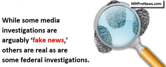 MediaFederalInvestigationsManufacturedHousingInstituteMHIFakeNewsMHProNews