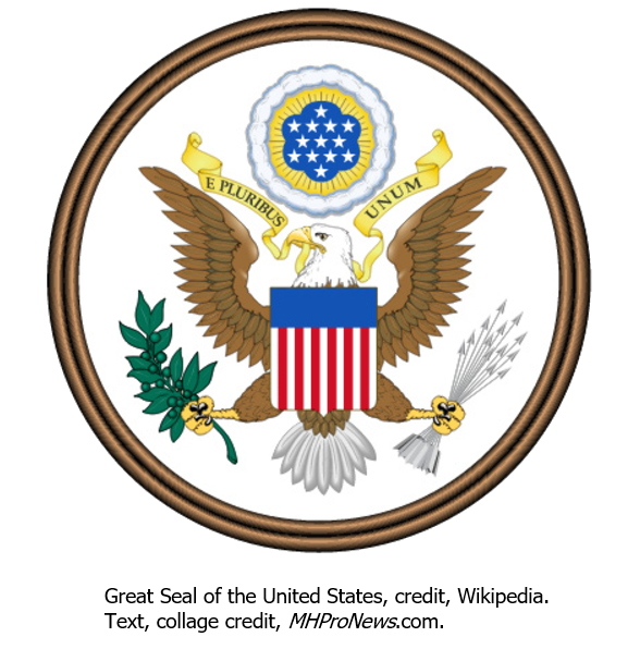 GreatSealofUnitedStatesOfficialWikipediaMastheadManufacturedHousingIndustryMHProNews