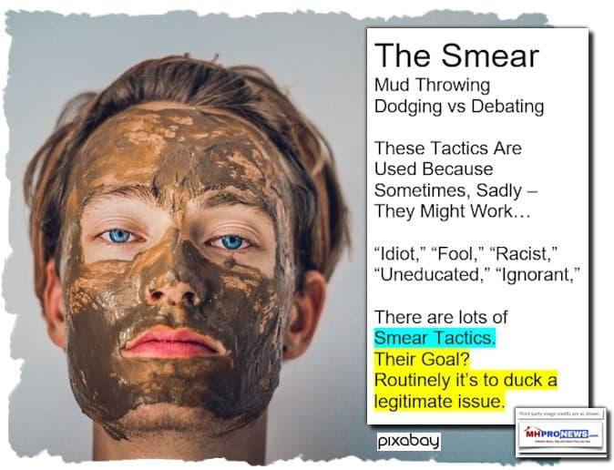 SnearMudThrowingTacticsUsedWorkToDuckDodgeDebatePixabayMastheadCommentaryMHPronews
