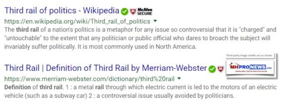 ThirdRailPoliticsDefinedMHProNews
