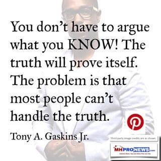 TruthWillProveItselfMostPeopleCantHandleTheTruthTonyGaskinsJr