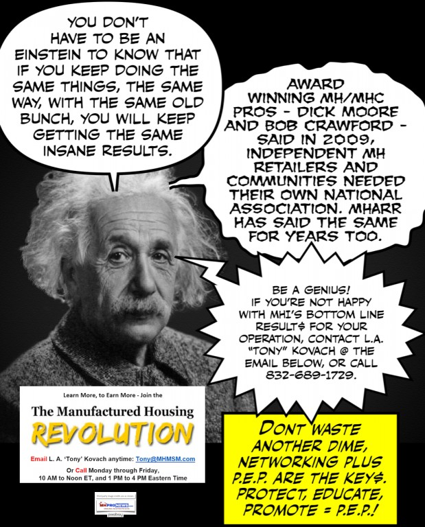 YouDontHaveToBeEinsteinMHIManufacturedHousingRevolutionMHProNews